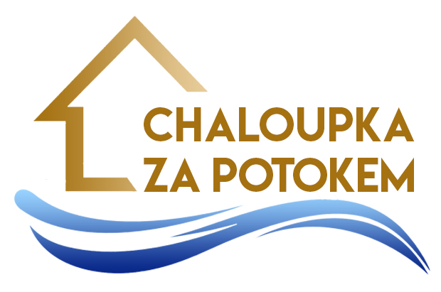 Chaloupka za potokem Logo